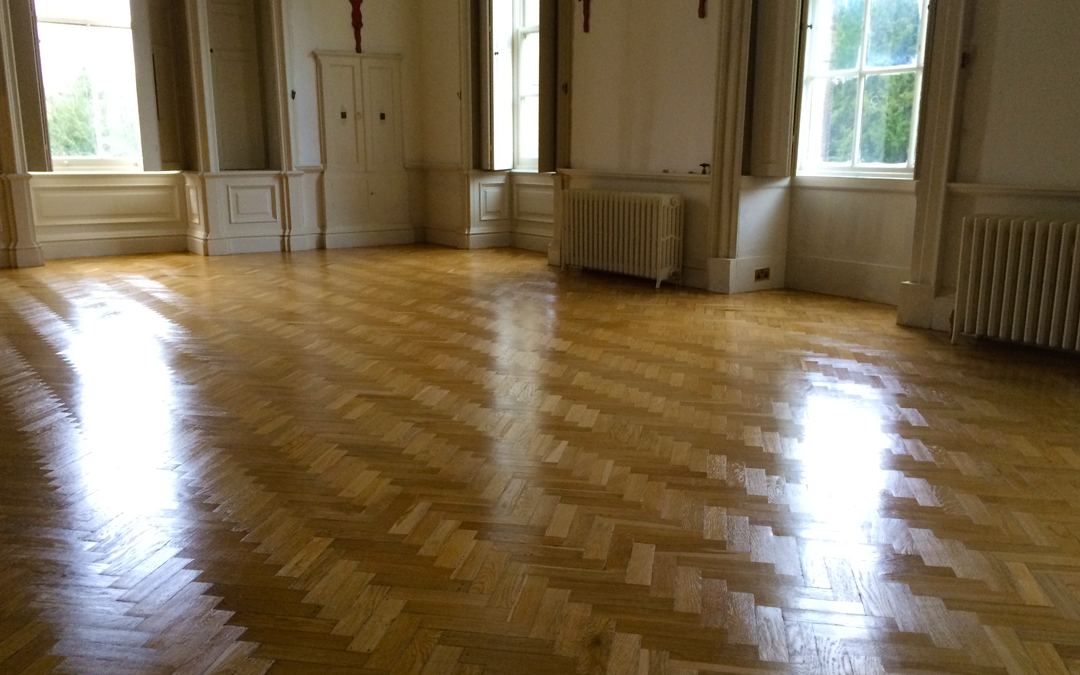 What To Do If You Discover Parquet Flooring In Your Home