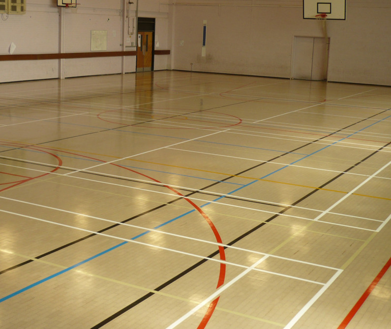 How To Care For Gymnasium Flooring