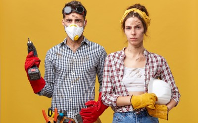 A Third Of 35-44 Year Olds Too Nervous To Attempt DIY
